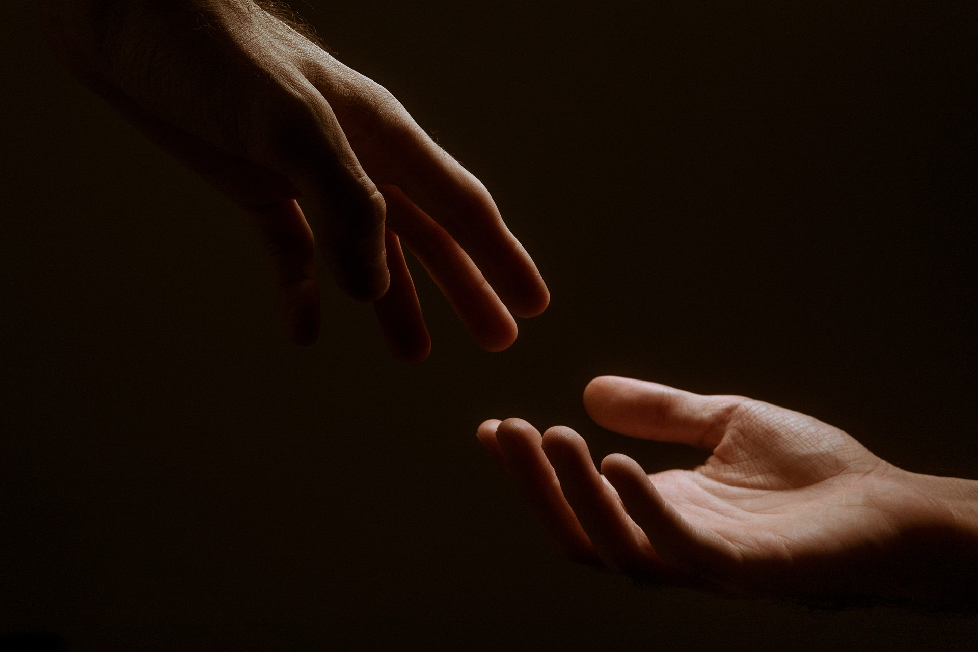 The Hand, The Christ